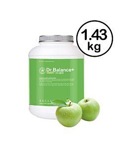 [福利品][韓國 Dr. Balance+] 乳清蛋白-酸甜蘋果(1.43kg/罐)(不含湯匙)