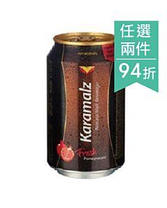 [Karamalz] 德國卡麥隆黑麥汁-紅石榴(330mlx6入)