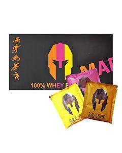 [戰神 Mars] 水果綜合低脂乳清-香蕉/荔枝/芒果(60包/盒)
