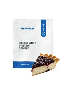 [英國 Myprotein] 濃縮乳清蛋白小包裝-藍莓起司蛋糕(25g/袋)