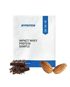 [英國 Myprotein] 濃縮乳清蛋白小包裝-堅果巧克力口味(25g/袋)