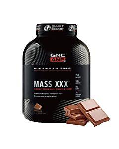 [GNC] AMP麥斯飲品(增重乳清) -巧克力(6.2磅/罐)