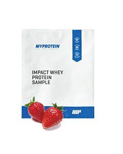 [英國 Myprotein] 濃縮乳清蛋白小包裝-草莓口味(25g/袋)
