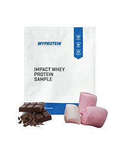 [英國 Myprotein] 濃縮乳清蛋白小包裝-棉花糖巧克力口味(25g/袋)