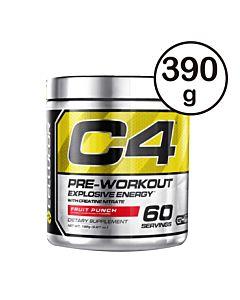 [美國 Cellucor] C4訓前肌酸飲品-綜合水果風味(390g/罐)