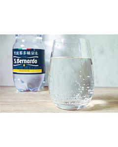 [義大利 S. Bernardo] 天然礦泉氣泡水 (1.5Lx6入寶特瓶)