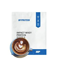 [英國 Myprotein] 濃縮乳清蛋白小包裝-摩卡口味(25g/袋)
