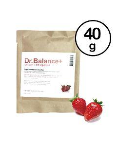 [韓國 Dr. Balance+] 乳清蛋白-繽紛草莓(40g/包)