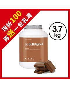 [韓國 Dr. Balance+] 高熱量綜合蛋白-濃郁巧克力(3.7kg/罐)(含湯匙)