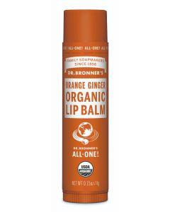 [布朗博士] 橙橘生薑護唇膏