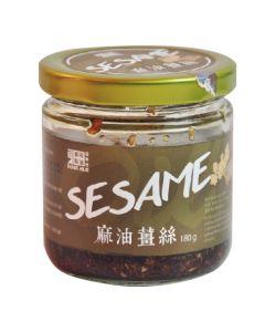 [東和製油] 麻油薑絲 (180g/罐)