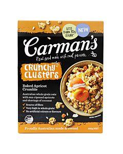 [澳洲 Carman's]香甜杏桃酥脆穀塊 (500g/盒)