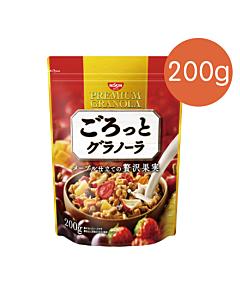 [日清Nissin]奢華楓糖水果麥片(200g/袋)