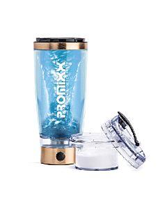 [英國 Promixx] Vortex Mixer 2.0電動渦輪隨行杯-限量金(600ml)