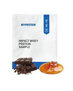 [英國 Myprotein] 濃縮乳清蛋白小包裝-焦糖巧克力口味(25g/袋)