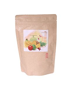 [午後小食光] 新鮮水果香蕉脆片 (120g)