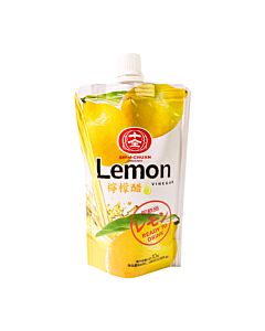 [十全] 檸檬醋飲料 (140ml/瓶*6入組)