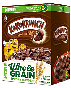 [雀巢 Fitnesse] 可可脆片早餐脆片家庭包 (500g*2包/盒) {賞味期限: 2018-12-17}