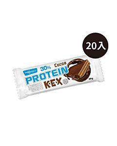 斯洛伐克 Maxsport 蛋白威化餅乾-巧克力(20份/盒)