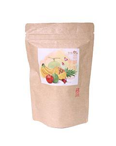[午後小食光] 新鮮水果蘋果脆片 (80g)