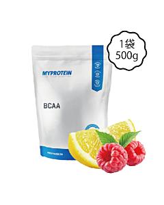 [英國 Myprotein] BCAA支鏈胺基酸2:1:1-覆盆子檸檬口味(500g/袋)