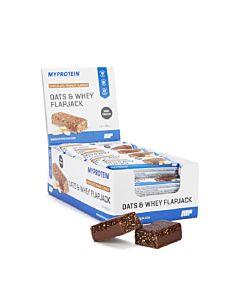 [英國 Myprotein] MyBar燕麥蛋白棒-花生巧克力口味(18條/盒)