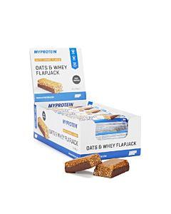 [英國 Myprotein] MyBar 燕麥蛋白棒-焦糖海鹽口味 (18條/盒)