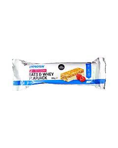 [英國 Myprotein] MyBar燕麥乳清蛋白棒-覆盆莓口味 (88g/條)