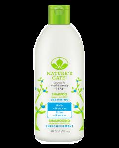 [Nature's Gate]  經典雙倍維生素H青竹植萃健髮無基改洗髮精(532mL)