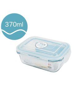 [Neoflam] CLOC系列玻璃保鮮盒 (長方形/370ml)