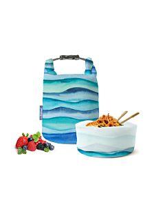 [ROLL'EAT] 亞洲限定桶裝食物袋-可裝湯水(藍色海洋)