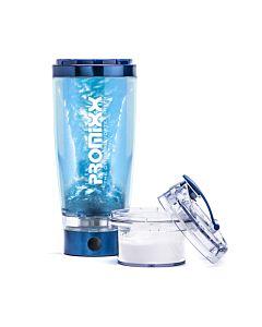 [英國 Promixx] Vortex Mixer 2.0電動渦輪隨行杯-經典藍(600ml)