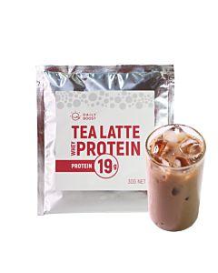 [自有品牌 Daily Boost] 運動乳清蛋白粉-紅茶拿鐵(30g/包)