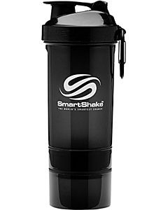 SmartShake NEON Series搖搖杯(800ml)-黑色