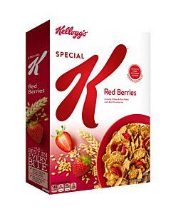 [家樂氏] Special K 草莓香脆早餐麥米片 (317g/盒)