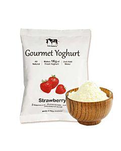 [Suki bakery] 優質優格粉-草莓風味 (230g/包)