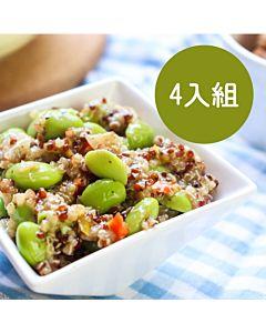 [饌食屋] 藜麥毛豆 (250g/包x4入組)