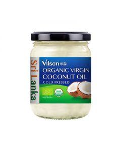 [米森] 有機初榨椰子油 (500ml/罐)