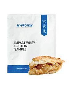 [英國 Myprotein] 濃縮乳清蛋白小包裝-蘋果卡士達口味(25g/袋)