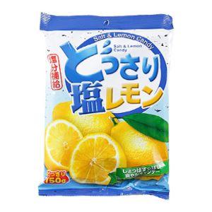 [COCON 可康] 海鹽檸檬糖 (150g/包)