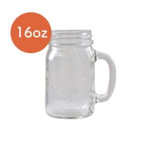 [美國 Ball] 玻璃馬克杯 (16oz 窄口)