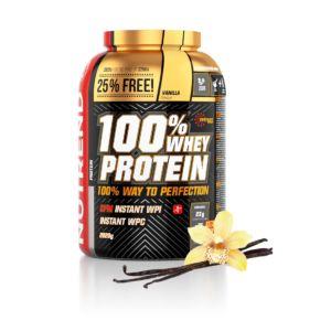 [捷克 Nutrend] 黃金比例乳清蛋白-法式香草風味(6.2磅/罐)
