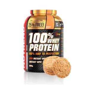 [捷克 Nutrend] 黃金比例乳清蛋白-英式鬆餅風味(6.2磅/罐)