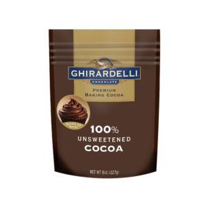[鷹牌 Ghirardelli] 無糖可可粉 (227g/袋)
