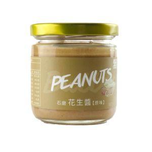 [東和製油] 無加糖原味花生醬(180g/罐)