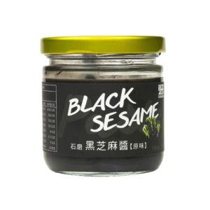 [東和製油]  無加糖原味黑芝麻醬 (180g/罐)