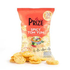 [Prize Snack] 爆米圓餅-泰式酸辣米脆餅 (20g/包)
