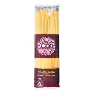[Biona] 有機義大利麵 直麵(白) (500g/包)