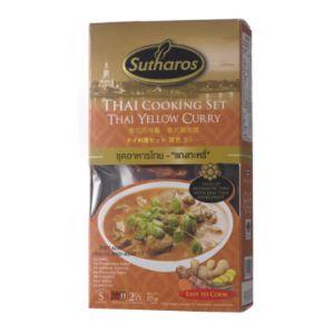 [Sutharos泰好吃] 泰式黃咖哩 (85g/盒)
