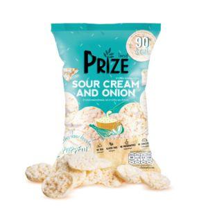 [Prize Snack] 爆米圓餅-洋蔥酸奶米脆餅 (20g/包)